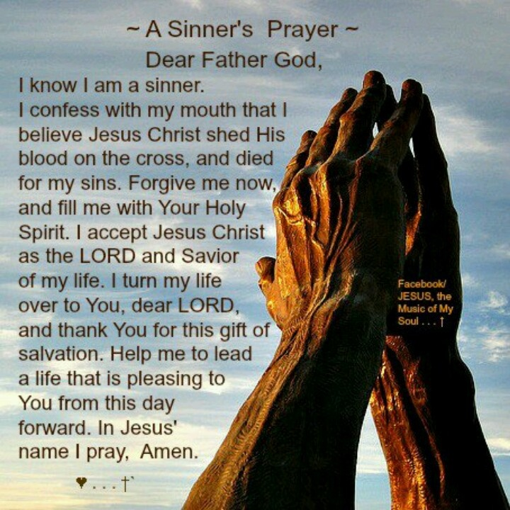 The Prayer Of A Sinner Is An Abomination To God