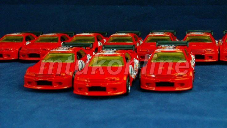 HOTWHEELS 2001 | NISSAN SKYLINE GT-R 1989 | R32 | RED | SELL AS LOT