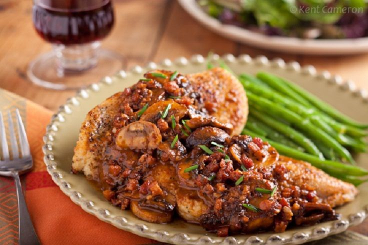 Top 10 Best Chicken Marsala Recipes of All Time