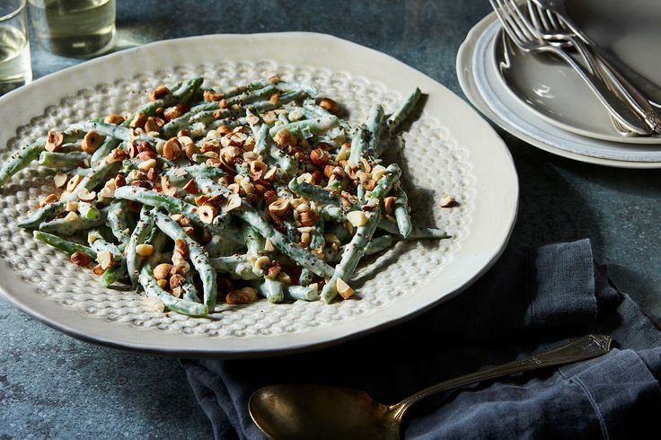 """A Tradition-Bucking Green Bean """"Casserole"""" You'll Want to Make Before Thanksgiving  on Food52"""