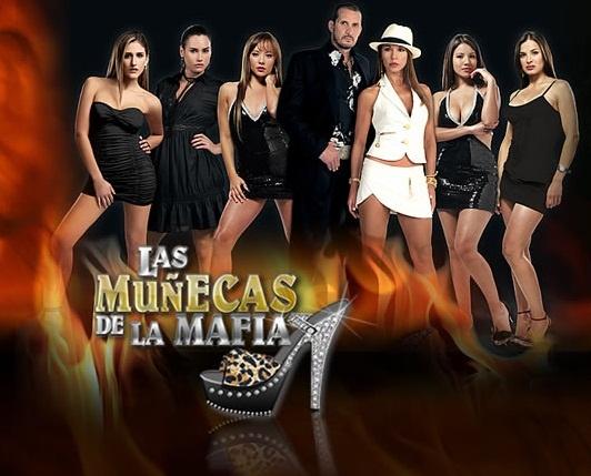"""""""Las Muñecas de la Mafia"""" cuenta la historia de cinco mujeres, que por diferentes motivos terminan involucrándose en el mundo de la mafia colombiana."""