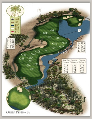 18 best Club Campestre San Jose Golf Course Layout images on