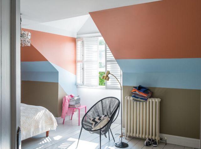 245 best Color bloc   Mur de couleur images on Pinterest Color