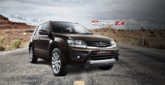 Spesifikasi Harga Suzuki New Grand Vitara 2.4 Surabaya