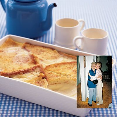 Nellie's Custard Bread Pudding - WomansDay.com