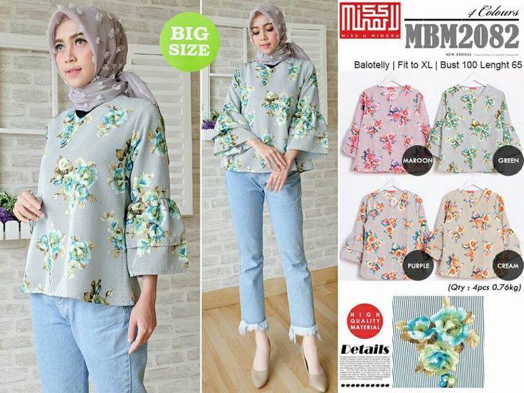 MBM2082 Rp 65000 x 4 = Rp 260000 Pembelian minimal 1 seri warna untuk 1 model baju (1 seri adalah semua warna di foto)  Order/pemesanan : BB pin : 5ADF1992 WhatsApp 081999372535 (klik http://bit.ly/OrderWhatsappInidiaGrosirCS1) www.pusatgrosirbajuwanita.com IG @pusatgrosirbajuwanita Telegram channel : http://t.me/grosirbajuwanita