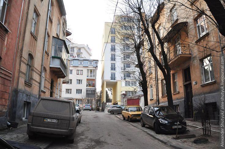 Новий простір для життя. Українські реалії та іноземний досвід: alex_shutyuk