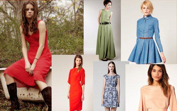 Bahan dress bisa beraneka ragam. Bisa terbuat dari sutera, katun, wol, bahkan dari bahan batik kebanggaan kita. Simak infonya disini