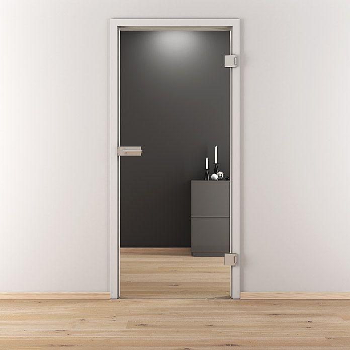 Diamond Doors Glasdrehtur Clear In 2020 Glas Bauhaus Und Scheibe