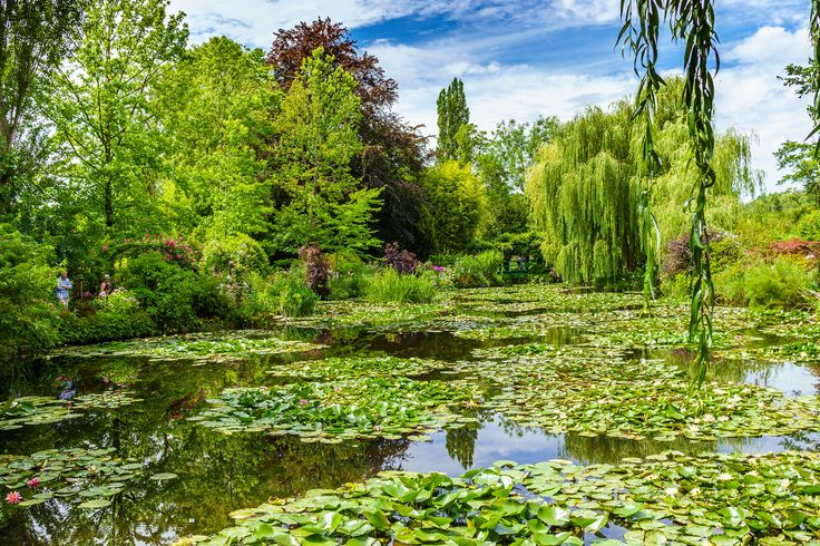 https://flic.kr/p/weP47T | Giverny, Claude Monet gardens