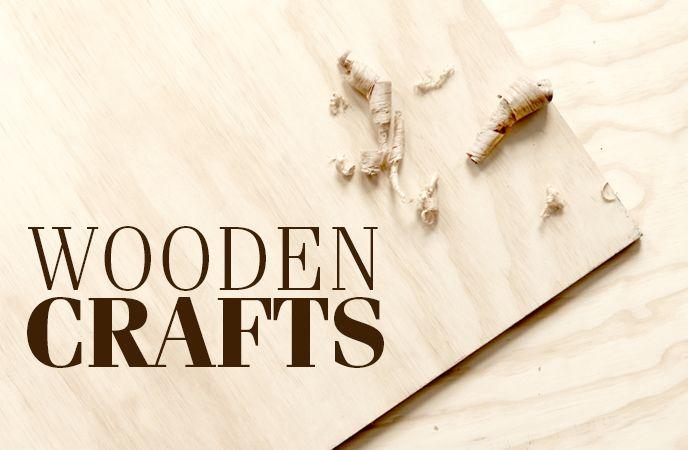 Wooden crafts er også et af årets store trends. #inspirationdk #bolig #botanik #trend #boligtrend