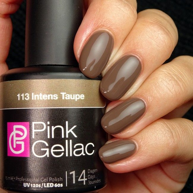 113 Intens Taupe 15 ml - Marrone - Smalto semipermanente