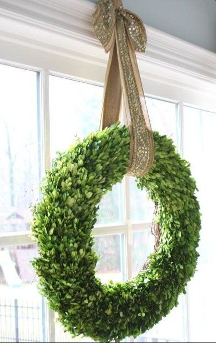 Holiday Home Decor Using Frontgate Collection From Bluegraygal
