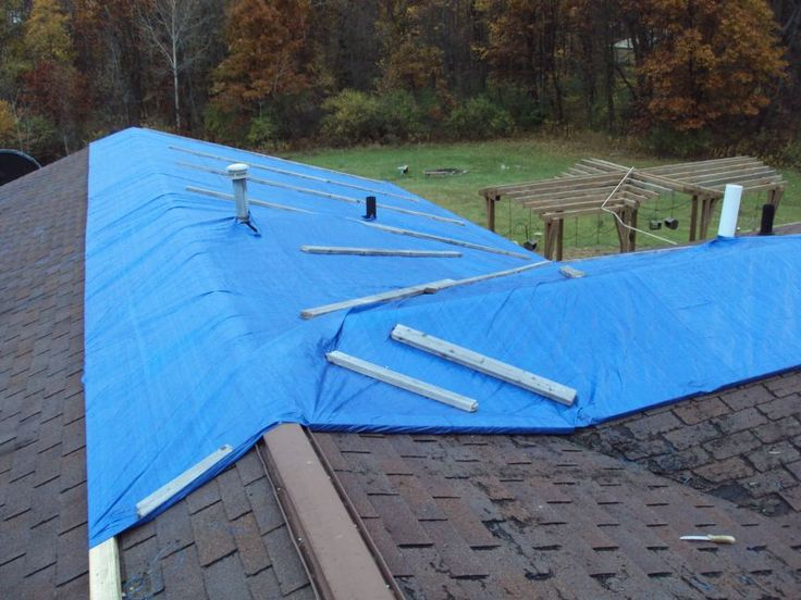 Our blue poly tarps are available in large sizes, up to 100'X100'. Use it for roof coverage, outside storage & equipment protection, and shelter (kennels, canopies) coverage.