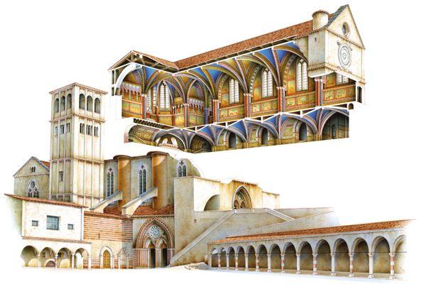 Architectural Artwork on Behance