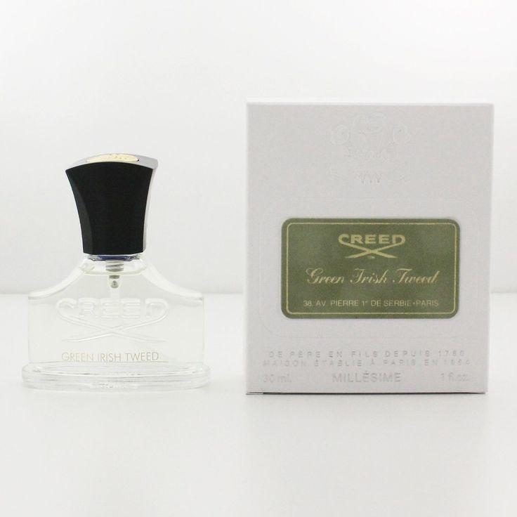 Profumo CREED GREEN IRISH TWEED Millesimato 30 ml