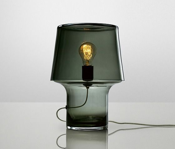 Harri Koskinen Cosy In Grey Lamp