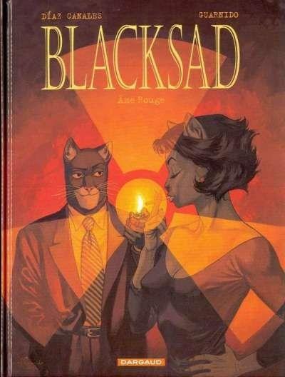 Blacksad -3b- Âme rouge