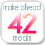 42 Make-Ahead Meals