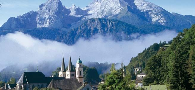 No. 20 Attraction in Germany: Eagle's Nest, Salt Mine & National Park of Berchtesgaden