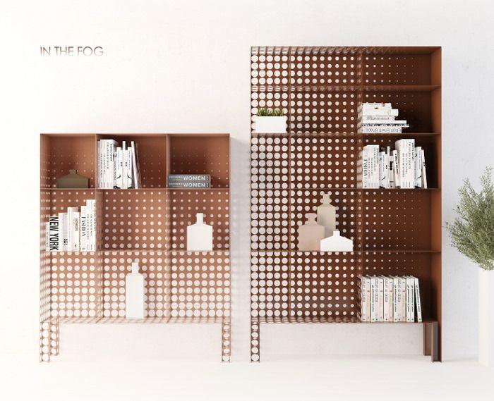 Collection In the Fog dégradé de matière par Dmitry Kozinenko
