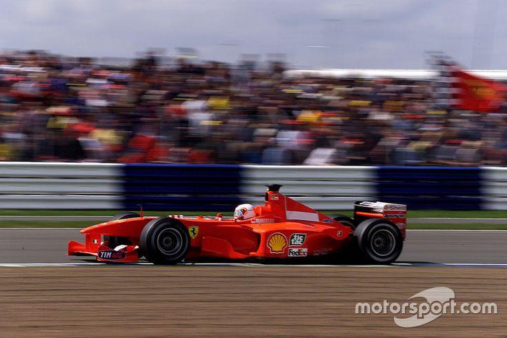 2000 : Ferrari F1-2000  Pilotos : Rubens Barrichello, Michael Schumacher    Photo by: LAT Images
