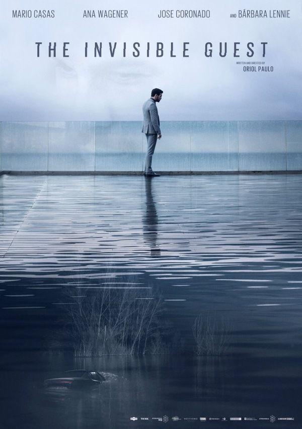 """""""Невидимый гость"""" Испания, триллер, Фильмы, советую посмотреть"""