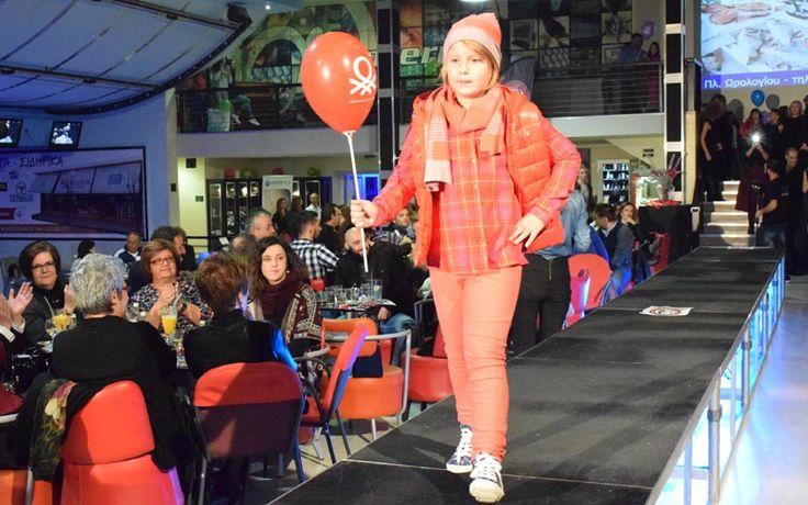 Το κατάστημα παιδικών ρούχων UNITED COLORS OF BENETTON-012 σε επίδειξη μόδας