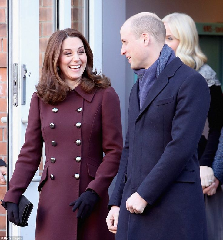 William and Kate, who are on the final day of their royal tour, visited Oslo's Hartvig Nissen School, which was the location for the hugely successful Norwegian television show Skam.