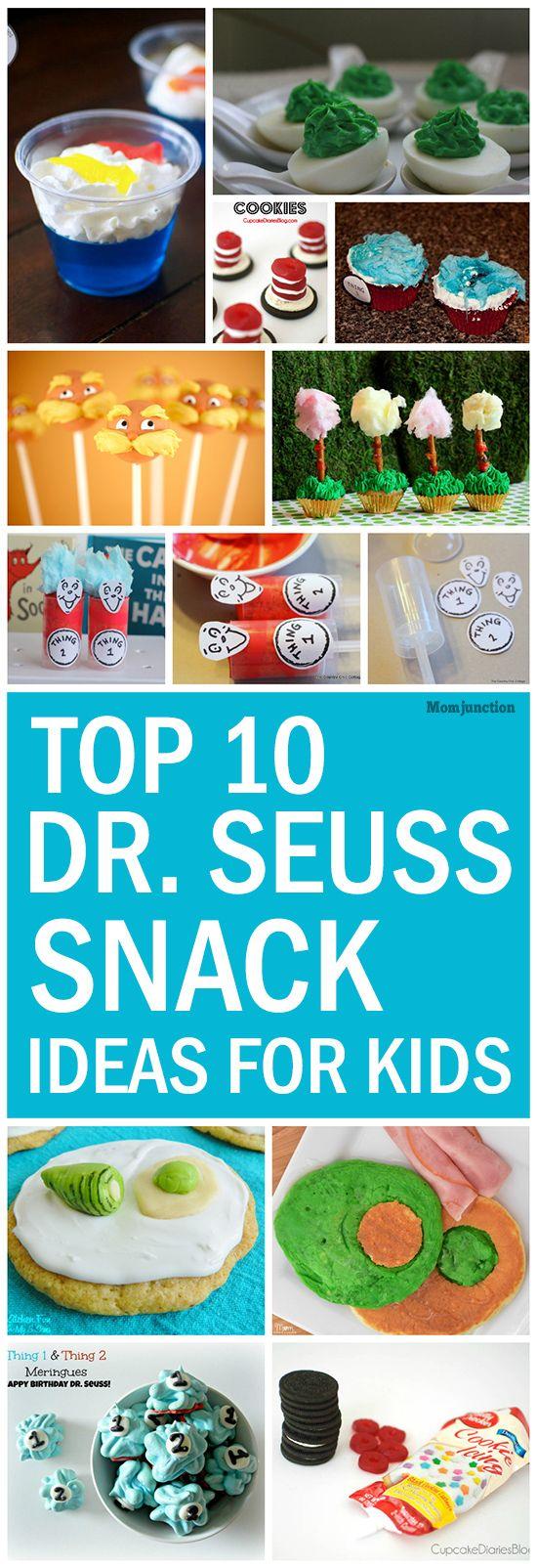 Classroom Snack Ideas : Best dr seuss classroom images on pinterest