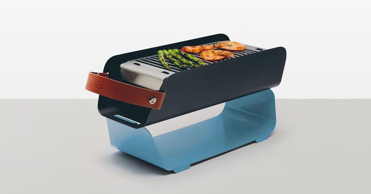 Take your summer picnics to the next level with this portable grill - http://howto.hifow.com/take-your-summer-picnics-to-the-next-level-with-this-portable-grill/