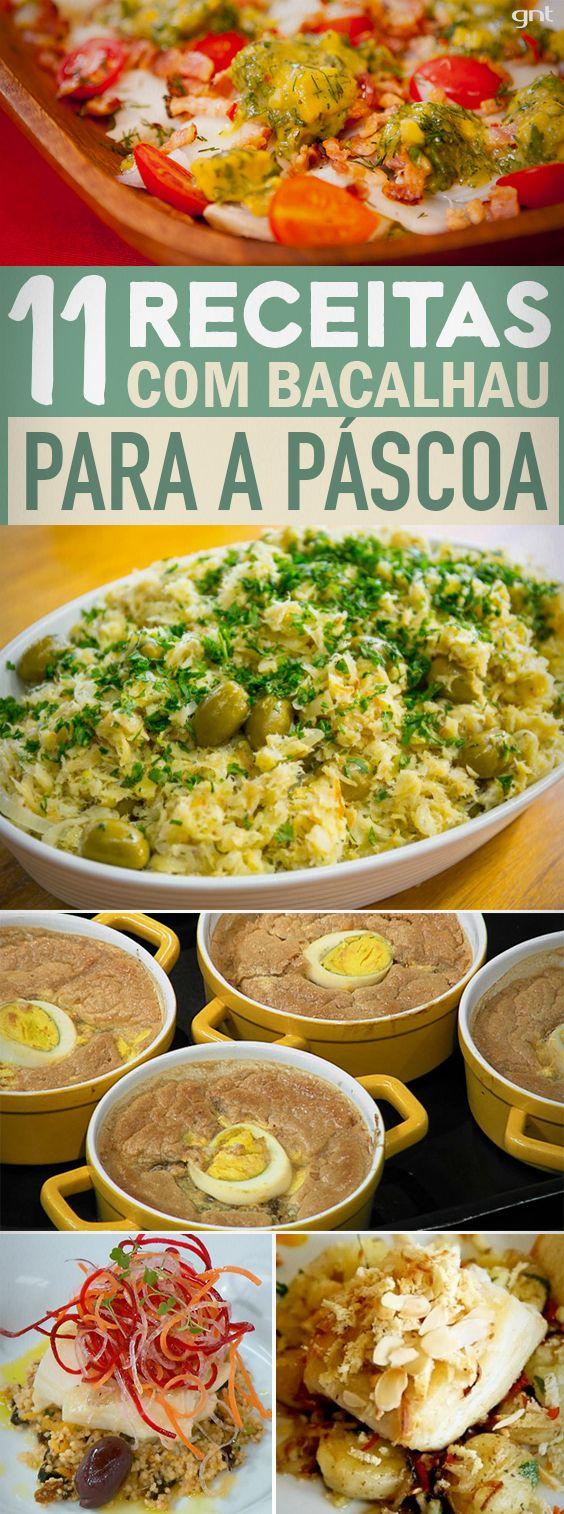 Pratos fáceis de fazer e tradicionais. Selecionamos os melhores para você arrasar no almoço de Páscoa.