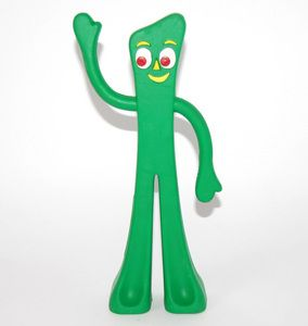 pictures of toy from the 60's - Google Search . I love me some Gumby LOL!!