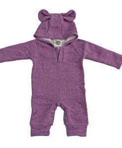 Purple-Playsuit