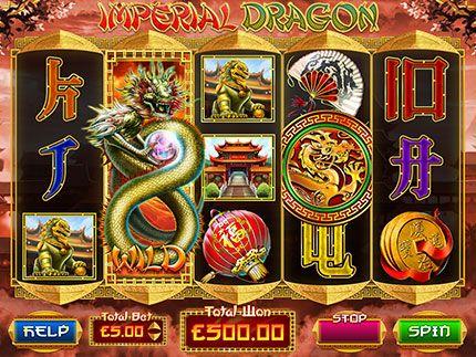 Image result for dragon slot