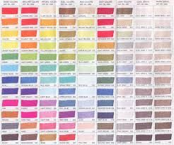 Resultado de imagen para acrilicos eterna carta de colores