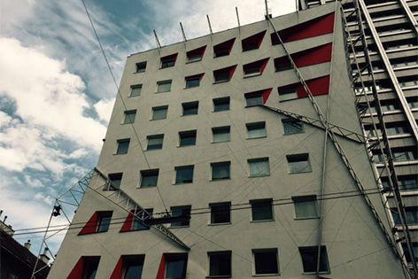 Wien: Das ungarische Kulturzentrum im 2. Bezirk