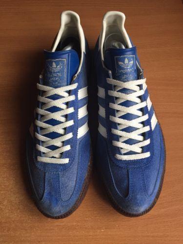 Men's vintage #1980s~ adidas #spezial special #trainers size uk 9,5