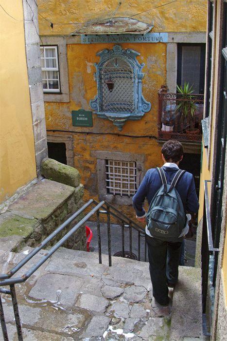 Senhor da Boa Fortuna, Porto, Portugal