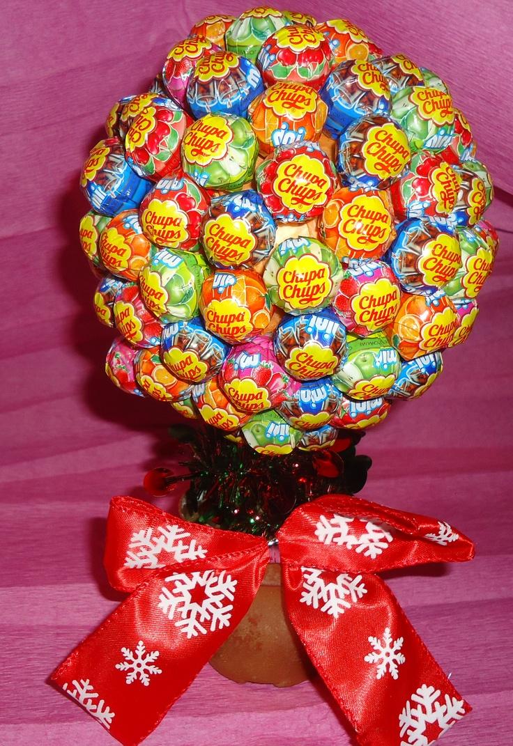 Chupa Chups Lollipop Tree Sweet Trees And Sweet Treats