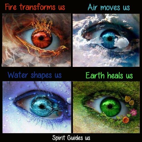 Elements. Fire is for seth, it is the most malevolent. His eyes turn red when he practices his few warfling powers. Water is for Ben for it is gentle and heals. Earth is for Phineas because he cares for all. Air is for the twins because it is everywhere.