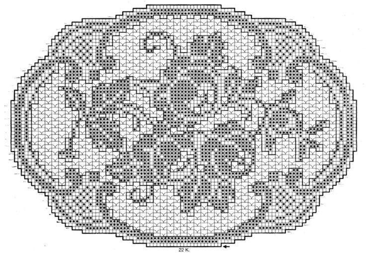 crochet em revista: Fevereiro 2012
