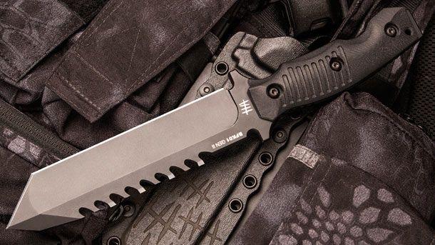 Hardcore Hardware выпустила уже второе поколение своего военно-полевого ножа BFK-01