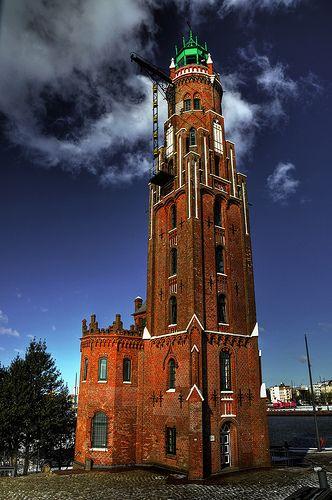 Vuurtoren Bremerhaven Bremen