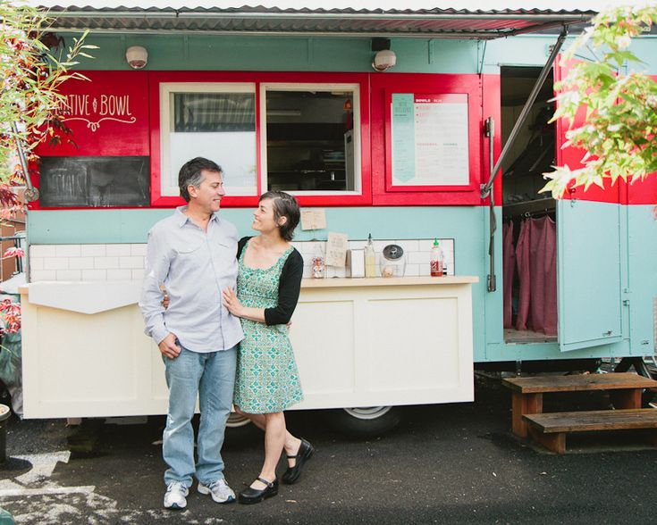 Portland Food Carts | Behind the Food Carts we might just have to do a Portland food cart vacation