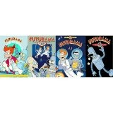 Futurama: Volumes 1-4 (DVD)By Billy West