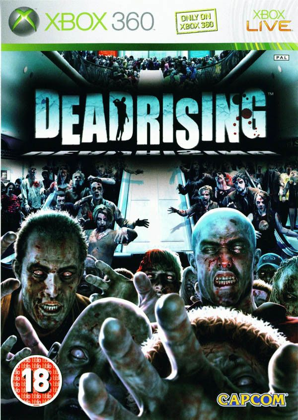 Dead Rising was a zombie game that was released in 2006 on the console of Xbox 360. The game is about you as Frank West a photo maker and gets caught in a zombie outbreak.