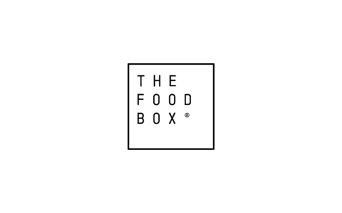 Nice little logo for 'The Food Box' #logo