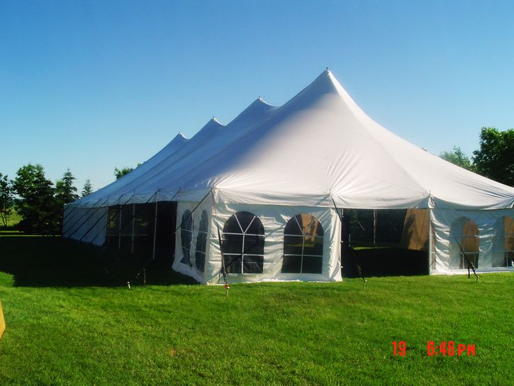 Check out http://knightrentals.ca!  Knight Rentals, Neepawa MB. Clean Tents, Professional Service, Reasonable Rates. Big or small, we rent it all!
