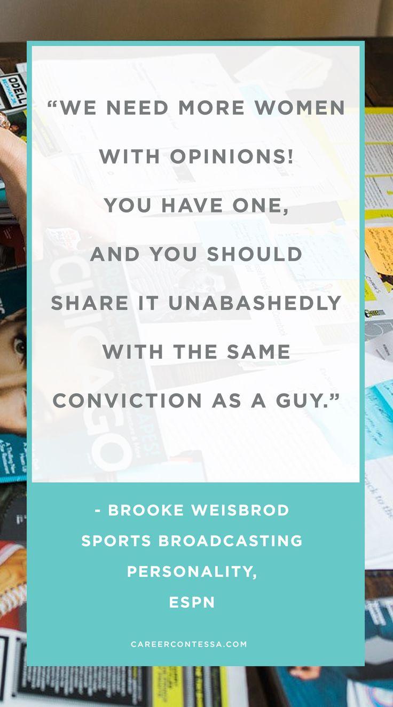Brooke Weisbrod, ESPN + Big Ten Network Espn